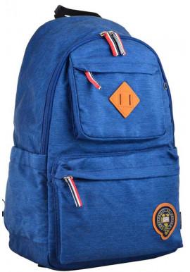 Фото Синий большой рюкзак для парня YES Oxford OX 387