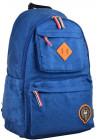 Синий большой рюкзак для парня YES Oxford OX 387