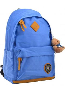 Фото Летний голубой молодежный рюкзак YES Oxford OX 404