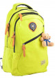 Молодежный желтый рюкзак на лето YES Oxford OX 405 - интернет магазин stunner.com.ua