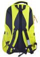 Молодежный желтый рюкзак на лето YES Oxford OX 405, фото №4 - интернет магазин stunner.com.ua