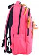 Молодежный розовый рюкзак на лето YES Oxford OX 405