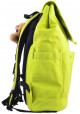 Рюкзак желтого цвета для лета YES Oxford OX 414, фото №2 - интернет магазин stunner.com.ua