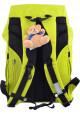 Рюкзак желтого цвета для лета YES Oxford OX 414, фото №4 - интернет магазин stunner.com.ua
