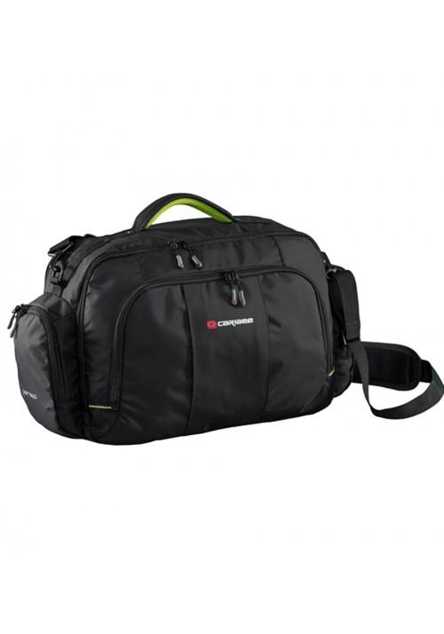 Функциональная дорожная сумка Caribee Fast Track Cabin 32 Black