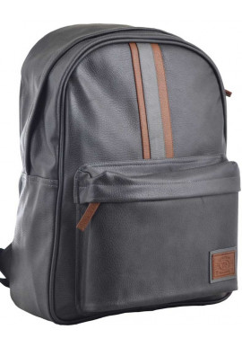 Фото Рюкзак темно-серого цвета для молодежи YES Infinity ST-16 Mist Grey