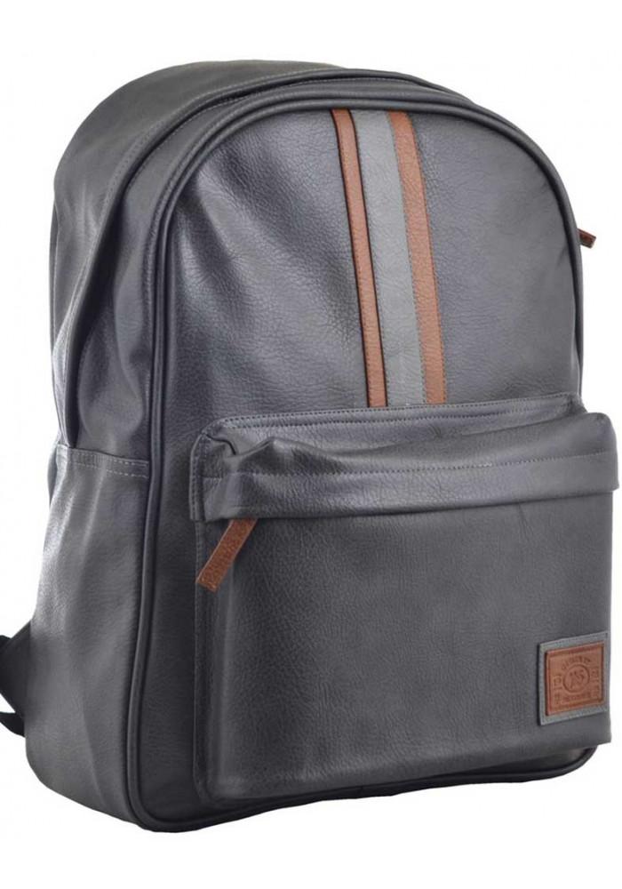 Рюкзак темно-серого цвета для молодежи YES Infinity ST-16 Mist Grey