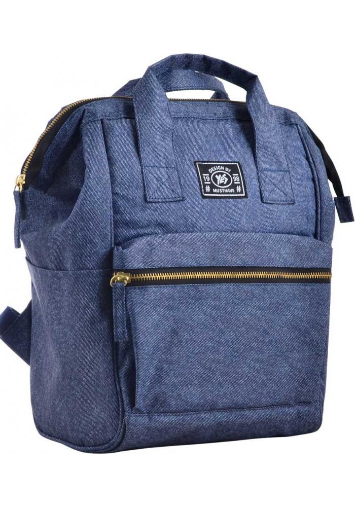 Городской рюкзак под джинс YES ST-19 Jeans