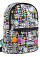Стильный рюкзак из ткани YES ST-33 Frame - интернет магазин stunner.com.ua