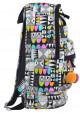 Стильный рюкзак из ткани YES ST-33 Frame, фото №2 - интернет магазин stunner.com.ua