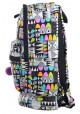 Стильный рюкзак из ткани YES ST-33 Frame, фото №3 - интернет магазин stunner.com.ua