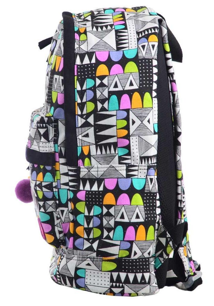 88878be6a1b2 ... Стильный рюкзак из ткани YES ST-33 Frame, фото №3 - интернет магазин ...