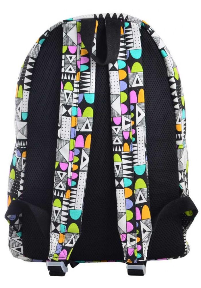 b6af5806fa78 ... Стильный рюкзак из ткани YES ST-33 Frame, фото №4 - интернет магазин ...