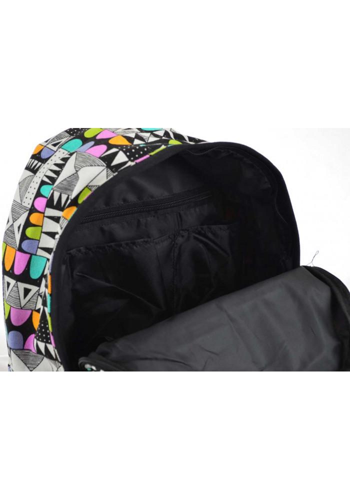 726853b0afea ... Стильный рюкзак из ткани YES ST-33 Frame, фото №5 - интернет магазин