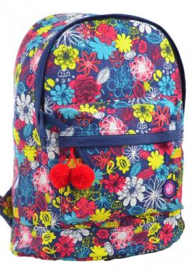 Фото Цветочный тканевый рюкзак YES ST-33 Frolal