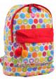 Рюкзак из текстиля со смайликами YES ST-33 Smile