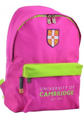 Фото Сиреневый легкий рюкзак для города YES SP-15 Cambridge Pink