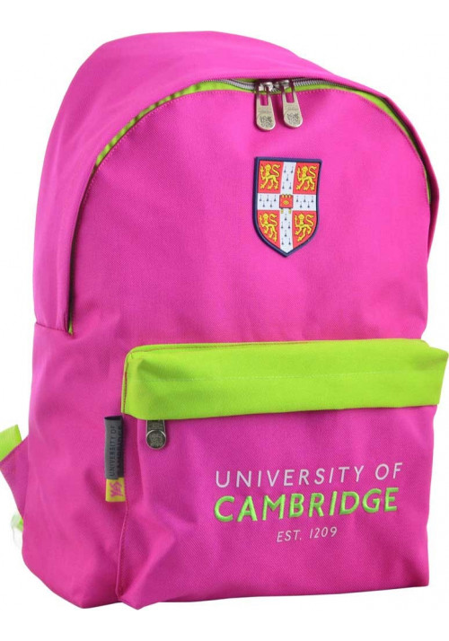 Сиреневый легкий рюкзак для города YES SP-15 Cambridge Pink