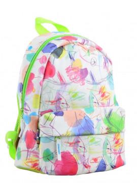 Фото Летний женский рюкзак из экокожи YES Fancy ST-28 Art