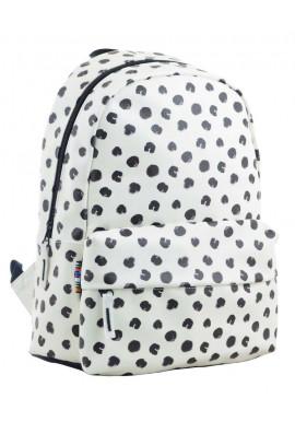 "Фото Молодежный рюкзак ""долматинец"" YES Fancy ST-28 Black Dots"