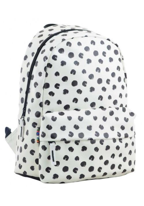 "Молодежный рюкзак ""долматинец"" YES Fancy ST-28 Black Dots"