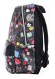 Черный молодежный рюкзак Fashion YES Fancy ST-28 Modern, фото №3 - интернет магазин stunner.com.ua