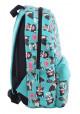 Рюкзак бирюзового цвета с собачками YES Fancy ST-28 Okey Dokey, фото №2 - интернет магазин stunner.com.ua