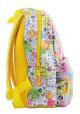 Желтый летний позитивный рюкзак YES Fancy ST-28 Smile, фото №2 - интернет магазин stunner.com.ua