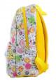 Желтый летний позитивный рюкзак YES Fancy ST-28 Smile, фото №3 - интернет магазин stunner.com.ua
