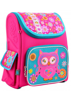 Фото Школьный портфель для девочки 1 Вересня H-17 Owl