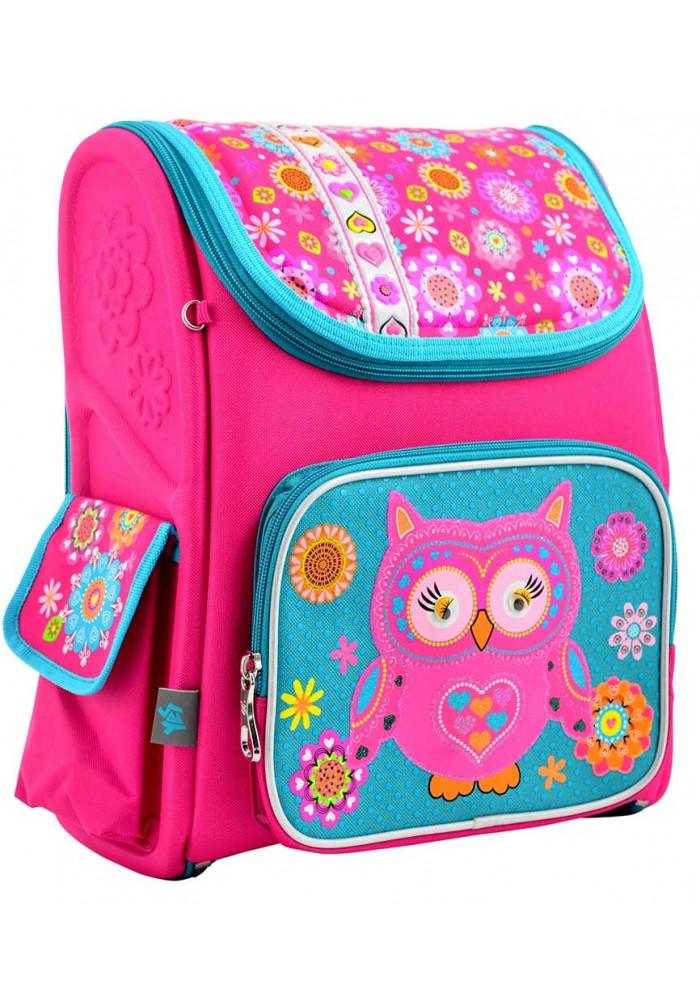Школьный портфель для девочки 1 Вересня H-17 Owl