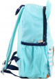 Детский рюкзак голубого цвета YES Oxford J100