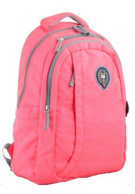 Фото Розовый рюкзак для девушки YES Oxford OX 391