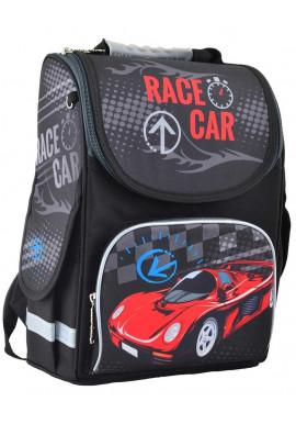 Ранец школьный для мальчика SMART PG-11 Race Car