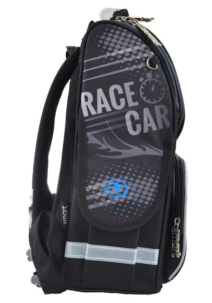 d1dcb09717ff ... Ранец школьный для мальчика SMART PG-11 Race Car, фото №2 - интернет ...