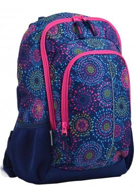 Фото Темно-синий школьный рюкзак SMART SG-22 Montal