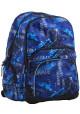 Легкий тканевый рюкзак для школы SMART SG-23 Grave - интернет магазин stunner.com.ua