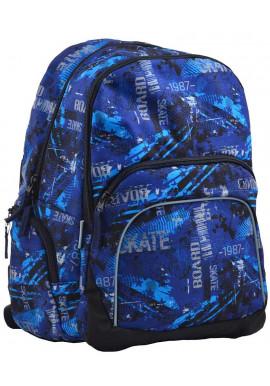 Фото Легкий тканевый рюкзак для школы SMART SG-23 Grave