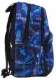 Легкий тканевый рюкзак для школы SMART SG-23 Grave, фото №2 - интернет магазин stunner.com.ua