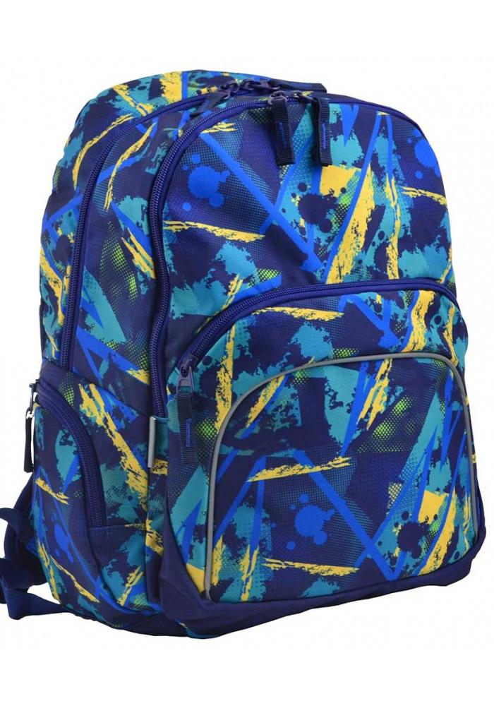 Рюкзак школьный из ткани SMART SG-23 Plucky