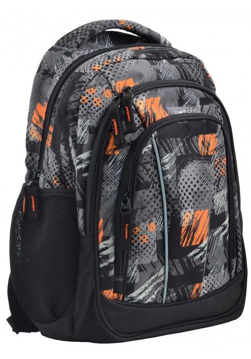 Рюкзак подростковый на 3 отделения SMART SG-24 Sturdy