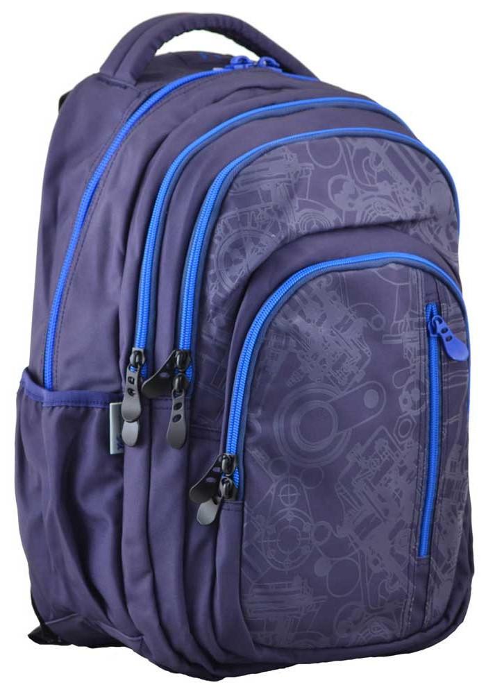 Молодежный рюкзак с 3 отделениями YES T-52 Wheel
