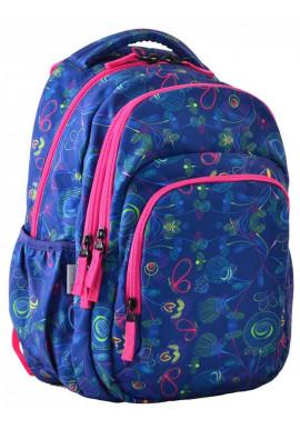 Фото Тканевый молодежный рюкзак YES T-53 Crayon