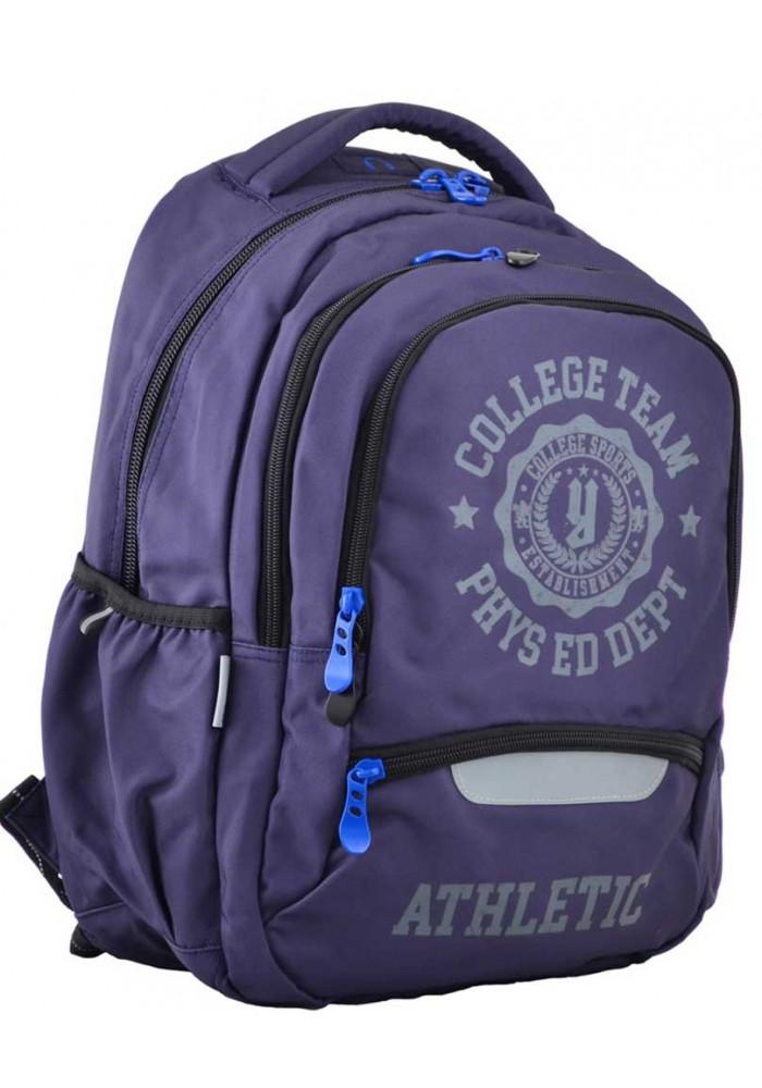Фиолетовый молодежный рюкзак YES T-54 Athletic