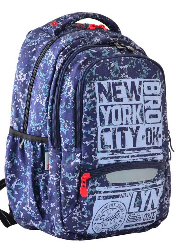Стильный молодежный рюкзак YES T-54 New York