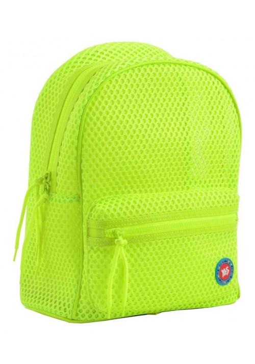 Летний женский рюкзак-сетка YES ST-20 Goldenrod