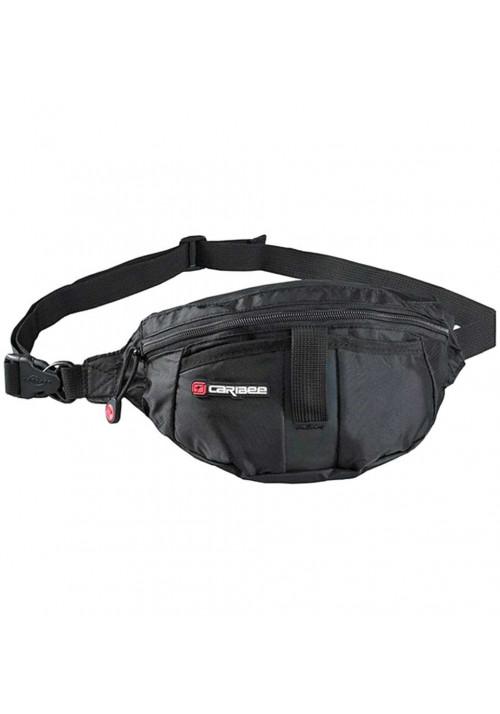 Черная сумка на пояс Caribee Moonlite