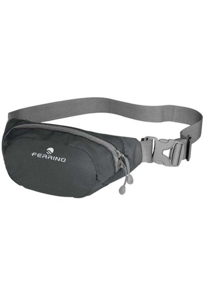 Легкая сумка на пояс Ferrino Harrow Black
