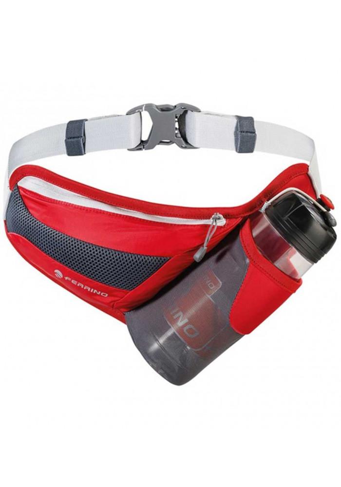 Спортивная сумка на пояс Ferrino X-Easy Red
