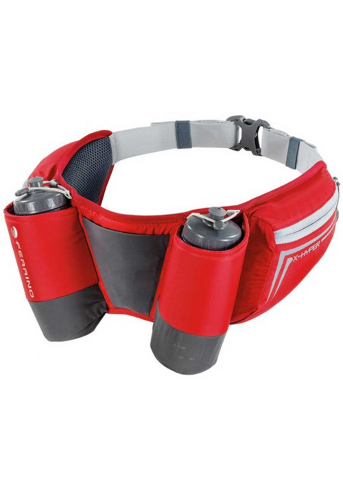 Сумка на пояс для бега или велосипеда Ferrino X-Hyper Red